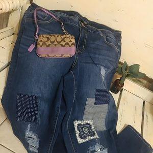 Lane Bryant Low Rise BoyFriend Jeans size 18